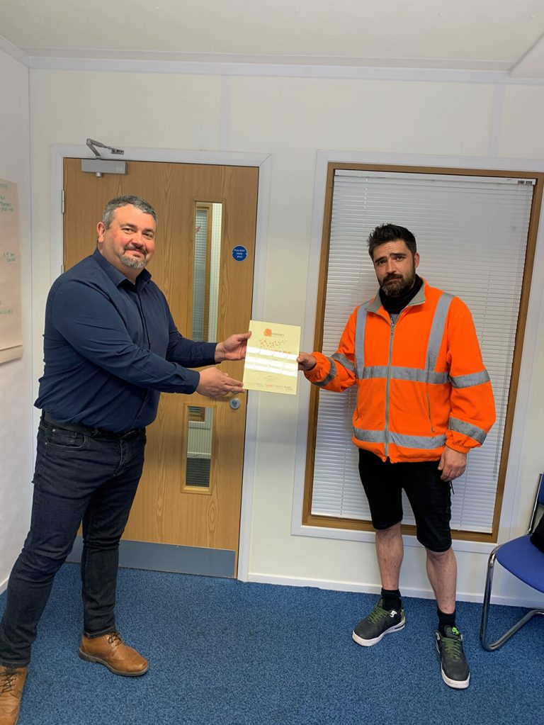 Kevin Frey Somerset Passenger Solutions Star of the Month