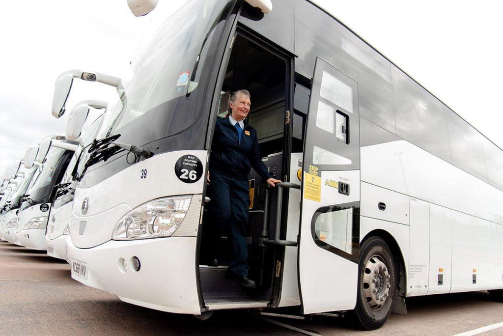 Somerset Passenger Solutions Webfleet App
